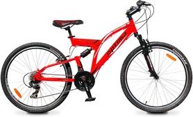 """Велосипед горный Optimabikes Detonator AM2 St 26"""" 2014 красный рама - 16"""