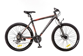 Фото 2 к товару Велосипед горный Optimabikes F-1 AM 14G DD Al 26