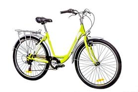 Фото 1 к товару Велосипед городской женский Optimabikes Vision 14G Vbr Al 2016 26