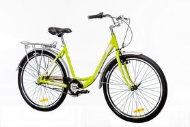 Фото 2 к товару Велосипед городской Optimabikes Vision 14G планет. Al 2016 26