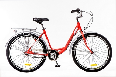 Велосипед городской Optimabikes Vision 14G планет. Al 2016 26