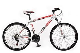 """Велосипед горный Optimabikes F-1 AM Vbr рама-16"""" Al SKD 26"""" 2015 бело-красный"""