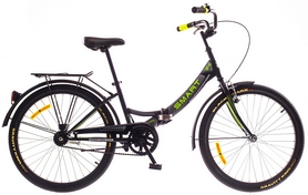 Фото 1 к товару Велосипед городской Dorozhnik Smart 14G St 24