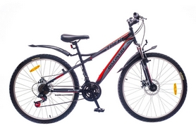 Фото 1 к товару Велосипед горный Discovery Trek 14G DD St 26