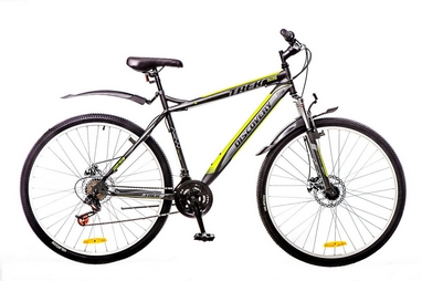 Велосипед горный Discovery Trek AM 14G DD St 29