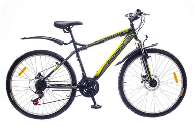 Велосипед горный Discovery Trek AM 14G DD St 26