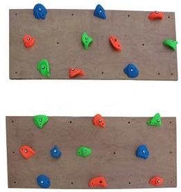 Стена траверсная Kidigo «Шаги»