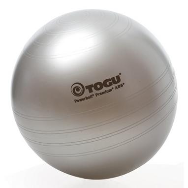Мяч для фитнеса (фитбол) 65 см Togu серый