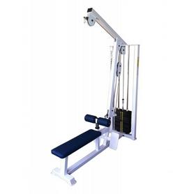 Фото 1 к товару Блок для мышц спины (тяга сверху-снизу) комбинированный BruStyle TC-217