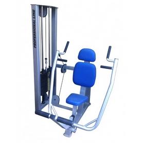 Жим горизонтальный (мышцы груди),  стек 85 кг BruStyle TC-222