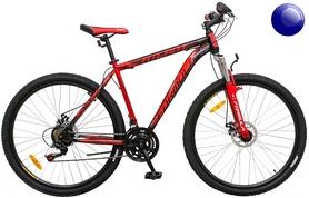 """Велосипед горный Formula Atlant AM 14G DD 29"""" 2016 чёрно-синий рама - 20"""""""