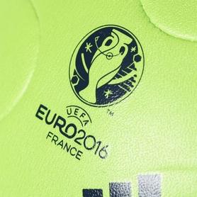 Фото 2 к товару Мяч футбольный Adidas Euro 16 Praia X
