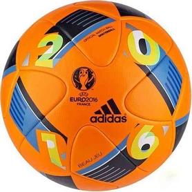 Мяч футбольный Adidas Euro 16 Winter