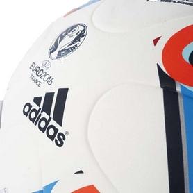 Фото 4 к товару Мяч футбольный Adidas Euro 16 Glider AC5419 - 5