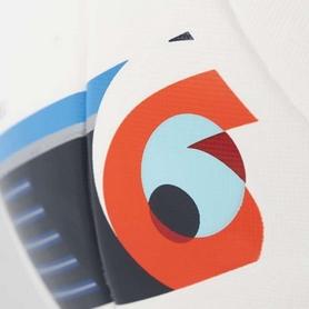 Фото 5 к товару Мяч футбольный Adidas Euro 16 Glider AC5419 - 5