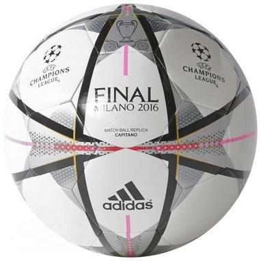 Распродажа*! Мяч футбольный Adidas Finmilano Cap - 5