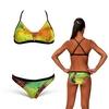 Купальник женский Head Marble Bikini Lady желтый - фото 3