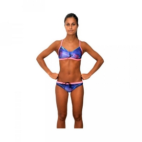 Фото 2 к товару Купальник женский Head Marble Bikini Lady фиолетовый