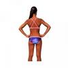 Купальник женский Head Marble Bikini Lady фиолетовый - фото 3