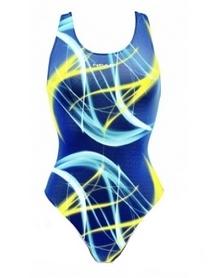 Купальник женский Head Shockwave - Lycra синий