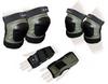 Защита спортивная для взрослых Zel SK-4680H Metropolis (комплект) хаки - фото 1