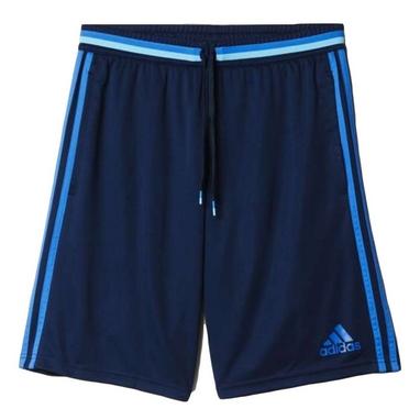 Шорты футбольные Adidas CON16 TRG SHO синие