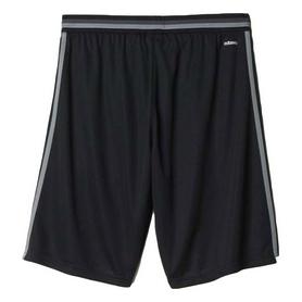 Фото 2 к товару Шорты футбольные Adidas CON16 TRG SHO черные