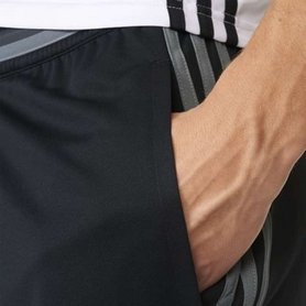 Фото 4 к товару Шорты футбольные Adidas CON16 TRG SHO черные
