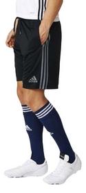Фото 7 к товару Шорты футбольные Adidas CON16 TRG SHO черные