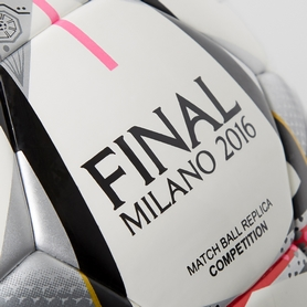 Фото 2 к товару Мяч футбольный Adidas Fin Milano Comp, размер - 5