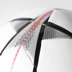 Фото 2 к товару Мяч футбольный Adidas Finmilanottrain, размер - 4