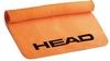 Полотенце Head PVA 43*32 см оранжевое - фото 1