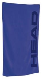 Полотенце с микрофибры Head Sport 150*75 см синее