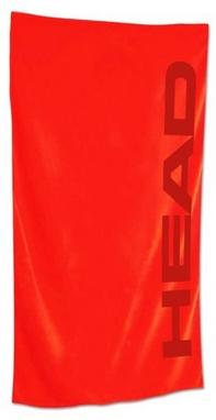Полотенце с микрофибры Head Sport 150*75 см красное
