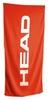 Полотенце Head Sport хлопок 140*70 см красное - фото 1