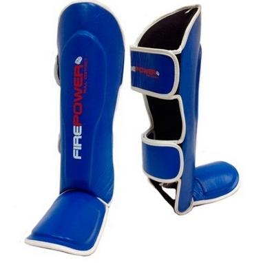 Защита ног (голень+стопа) Firepower FPSGA3 Blue