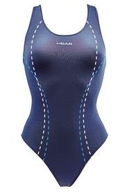 Купальник женский Head Streamline синий