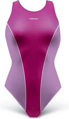 Купальник детский Head V Solid Girl - Lycra розовый