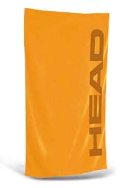 Полотенце с микрофибры Head Sport 150*75 см оранжевое