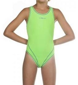 Фото 2 к товару Купальник детский Head Wire Girl зеленый