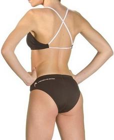 Фото 3 к товару Купальник женский раздельный Cross Bikini Extra черный