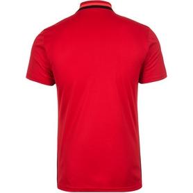 Фото 2 к товару Футболка поло мужская Adidas Condivo 16 красная