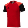 Футболка мужская Adidas Condivo 16 красная - фото 1