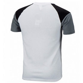 Фото 2 к товару Футболка мужская Adidas Condivo 16 бело-серая