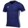 Футболка футбольная Adidas Condivo 16 JSY темно-синяя - фото 1