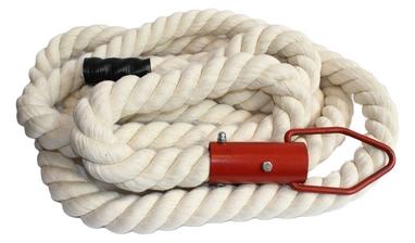 Канат тренировочный для лазания ZLT Crossfit Battle Rope (7 м)