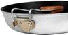 Сковорода походная с антипригарным покрытием с ручкой БЛС 26 - фото 4