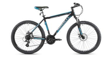 Велосипед горный Avanti Smart 29ER 2016 серо-голубой, рама - 19
