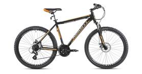 """Велосипед горный Avanti Smart 650B 27,5"""" черно-оранжевый рама - 19"""""""