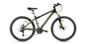 """Велосипед горный Avanti Accord 26"""" 2016 черно-желтый - 17"""""""